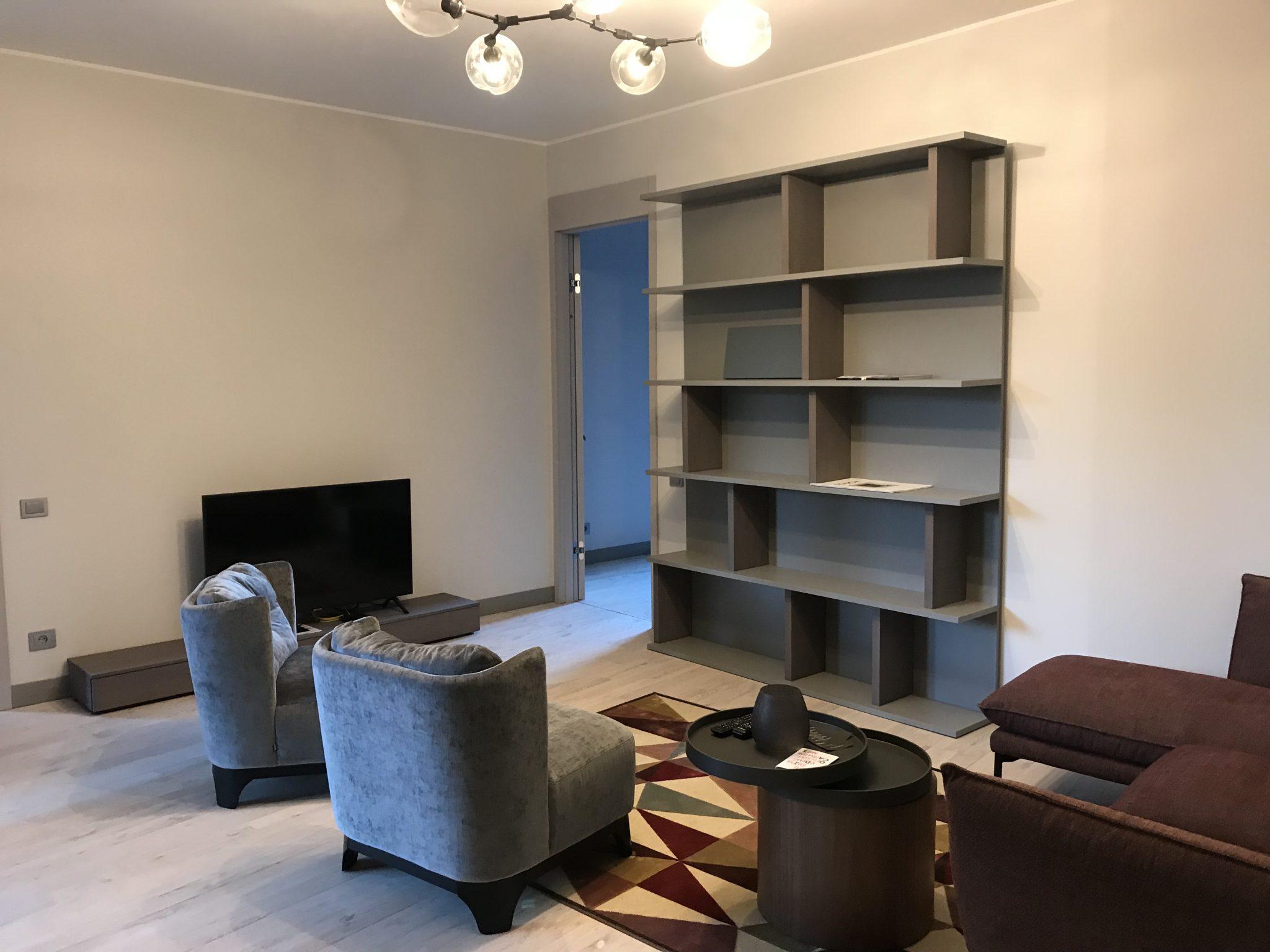 В аренду сдается современная и элегантная квартира в новом проекте Parkers, Ул. Вальдемара