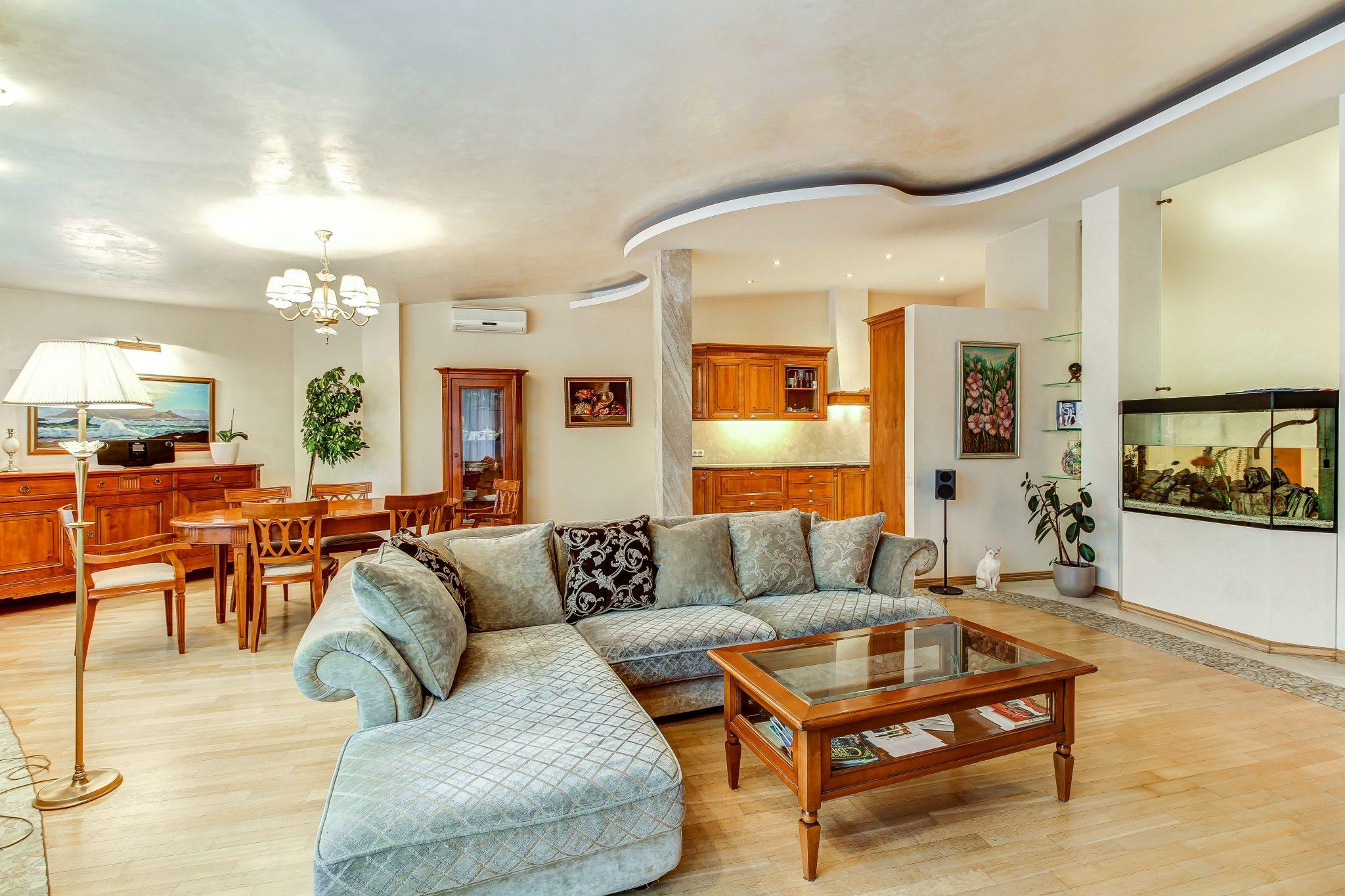 В Юрмале, Булдури, продаются апартаменты