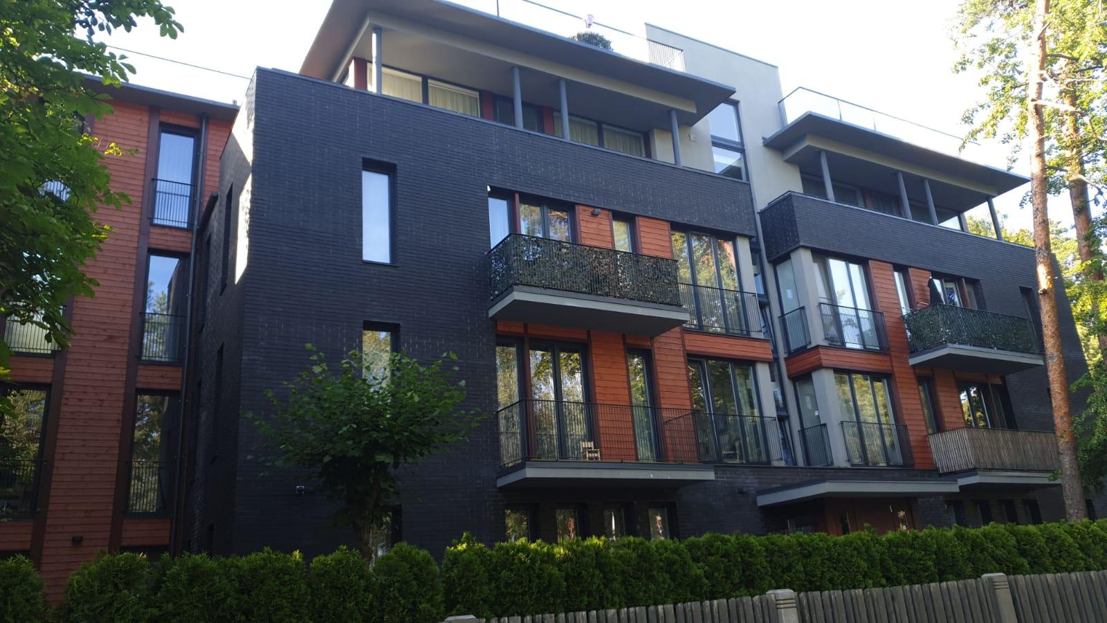 Продается уютная 4-комнатная квартира, Jurmala, Lielupe