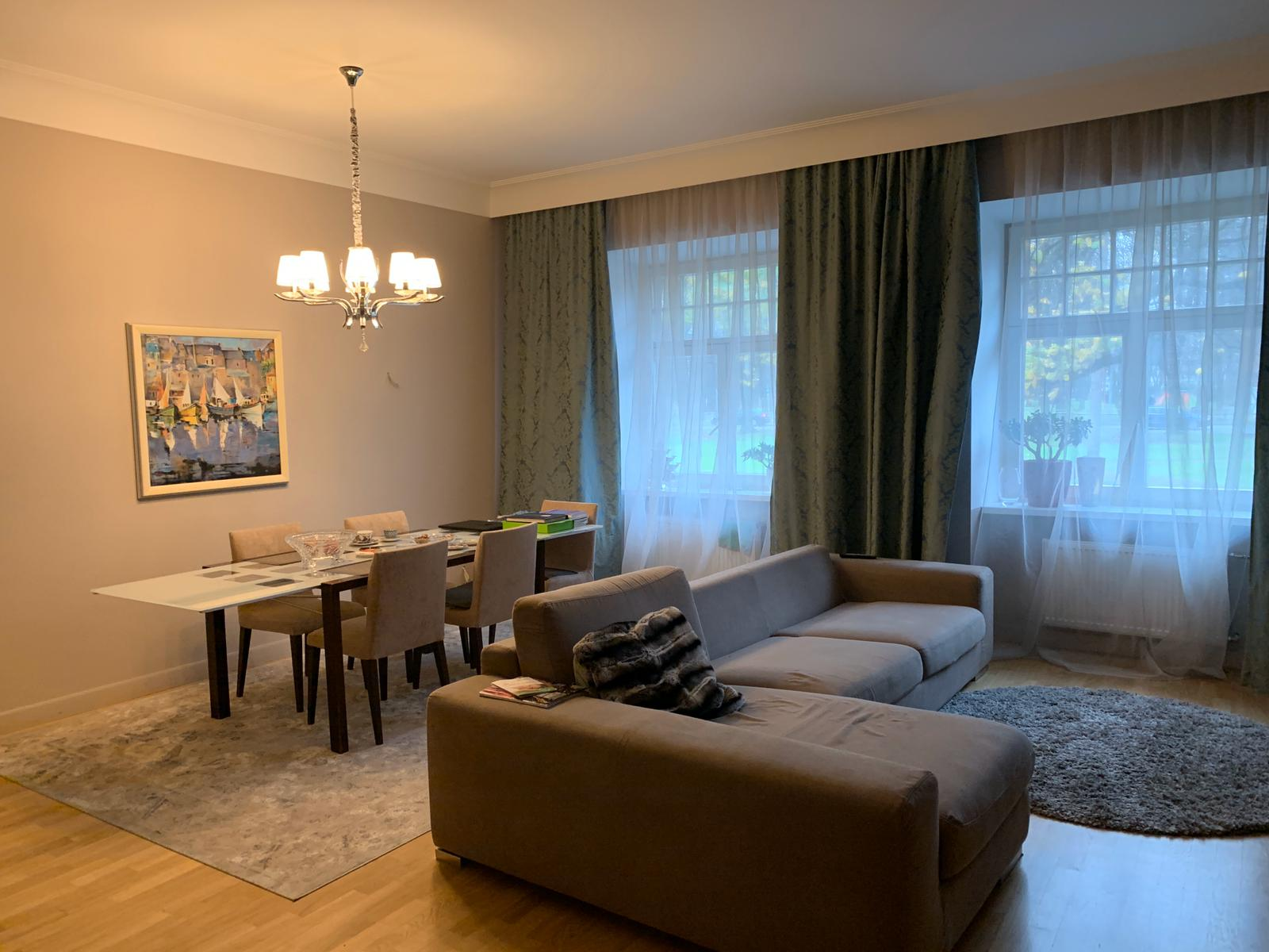 Stylish Apartment for Sale in a Quiet City Centre