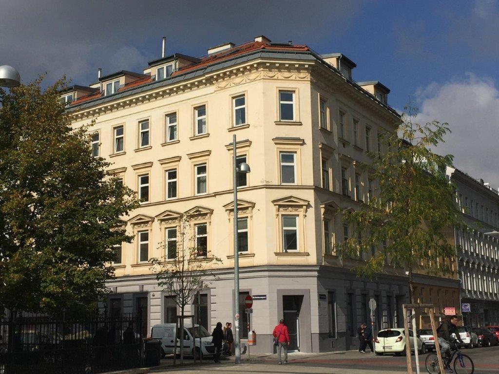 Инвестиционное предложение — жилой дом в Вене