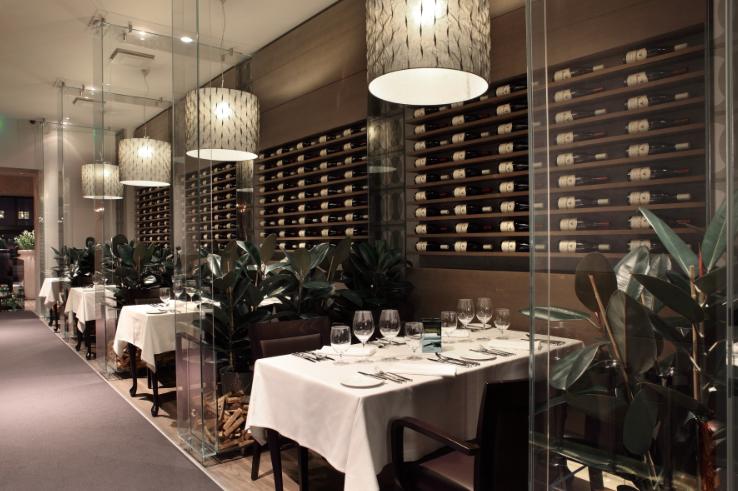 Ресторан «Pinot» в Старой Риге