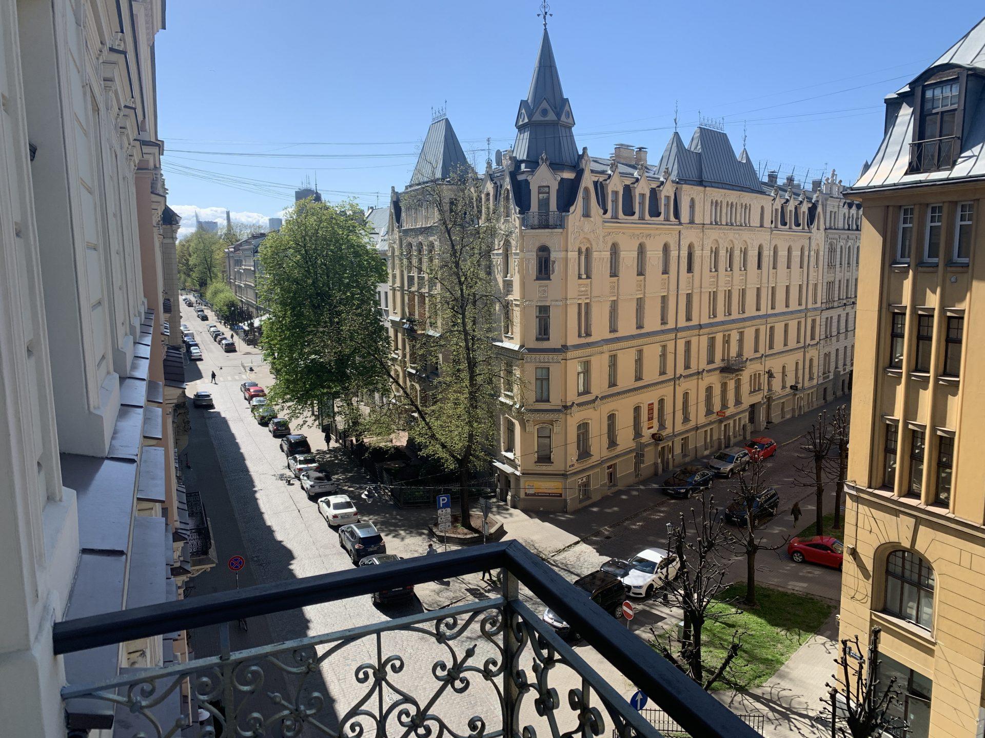 Продается квартира в Тихом Центре, на ул. Антонияс