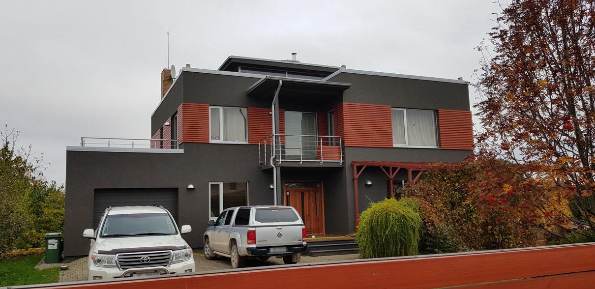 Продается дом в Марупе (р-н ледового холла)