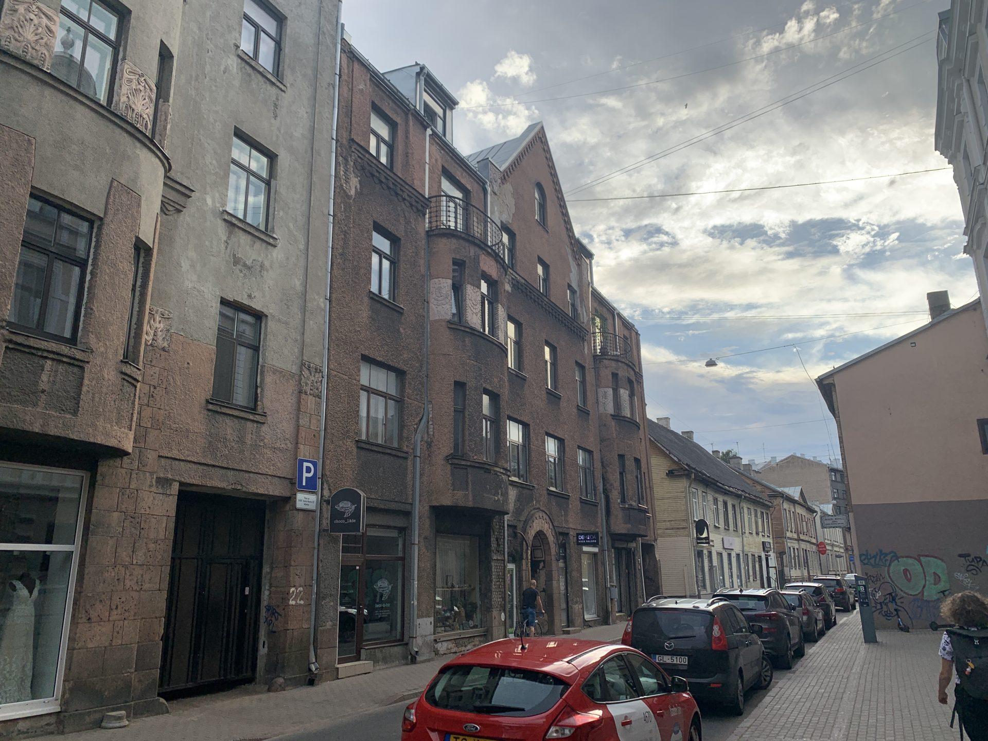 Продается квартира в центре Риги