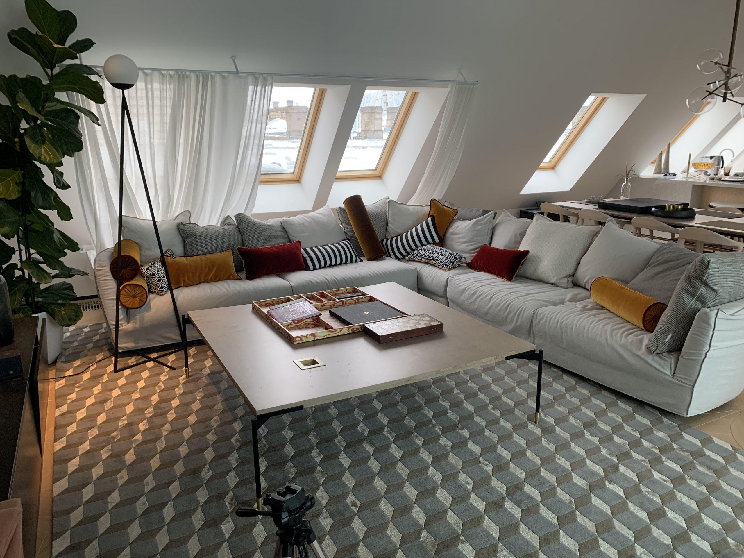 Предлагаем приобрести просторную и полностью оборудованную квартиру в проекте Tal Residence