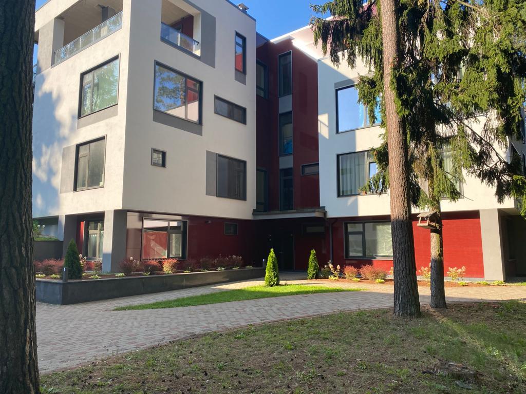 Продается 2-этажная квартира в новом проекте клубного типа