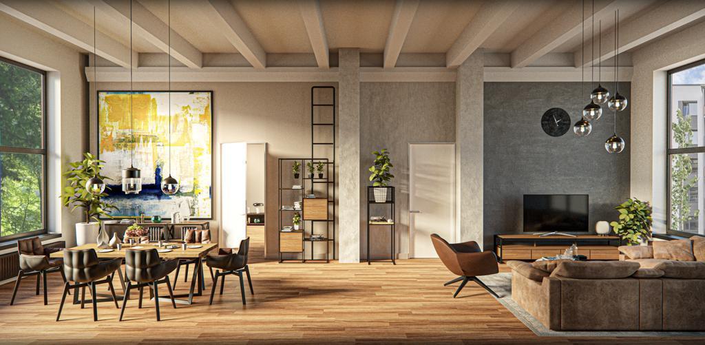 Продается квартира в новом лофт-проекте