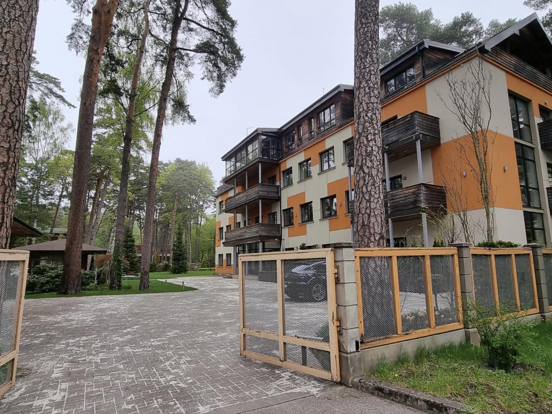 На лето сдается квартира в Лиелупе