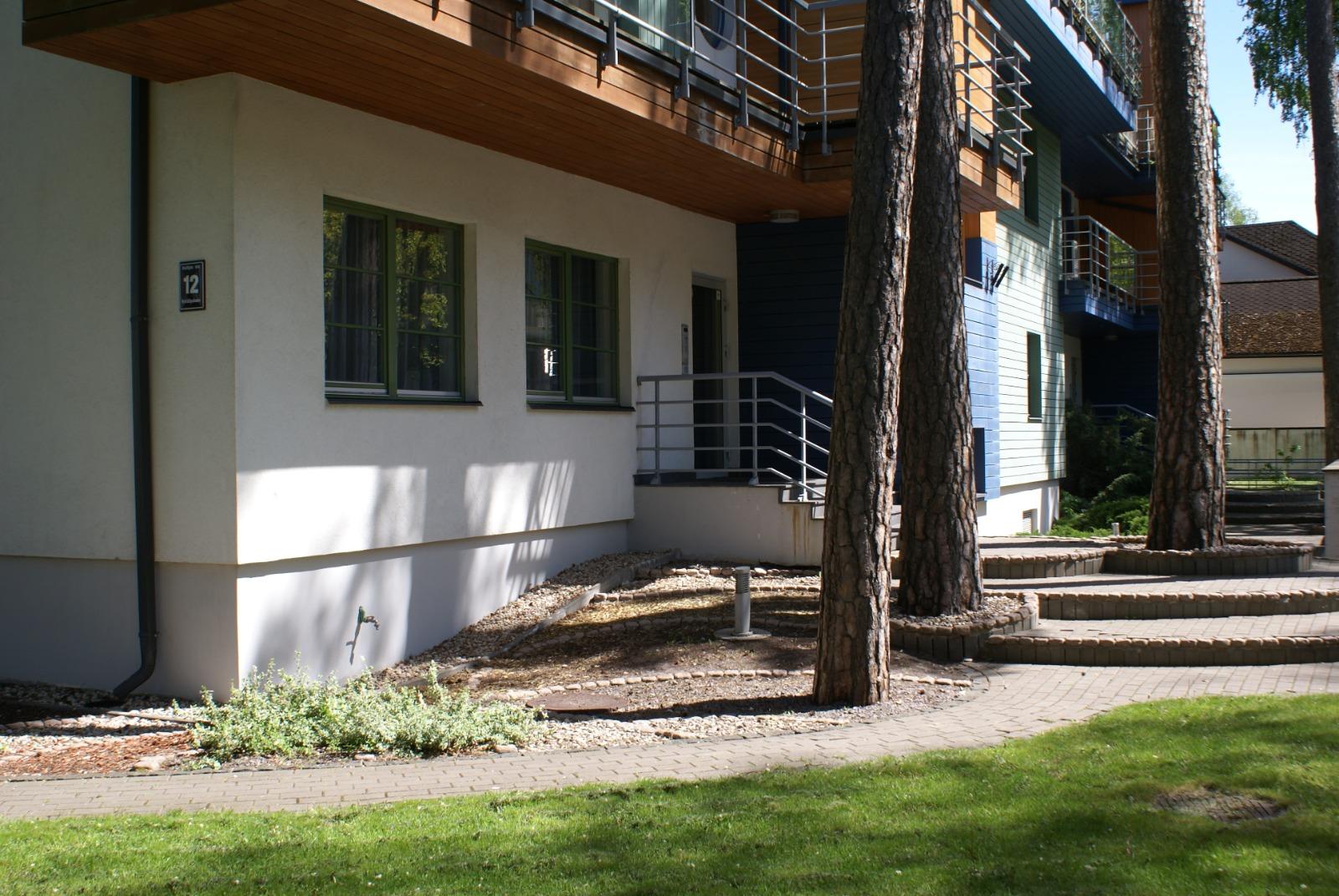 Сдаётся чистая и уютная квартира в новом проекте в Булдури