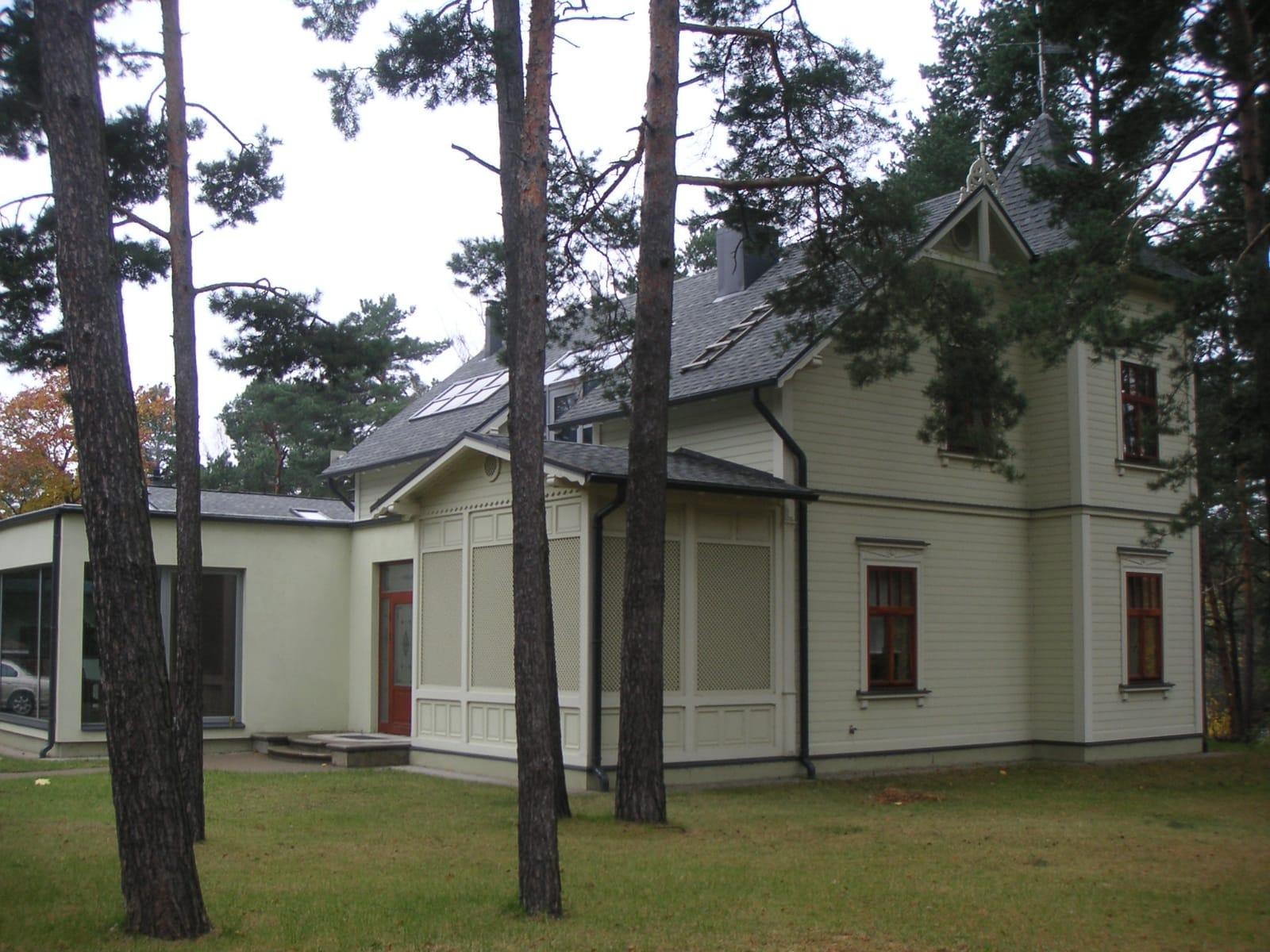 Продается дом в Вецаках