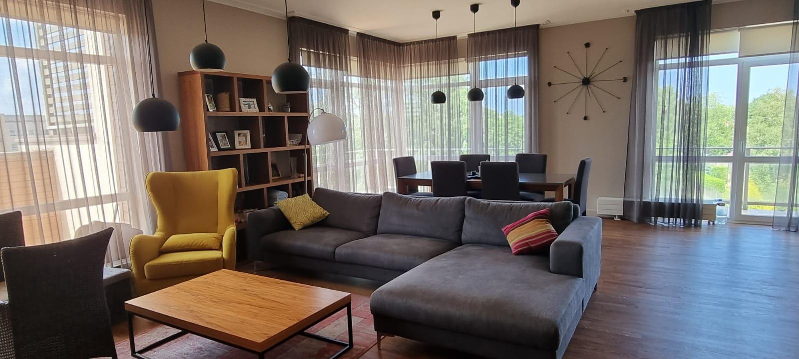 Продаётся квартира в тихом месте Юрмалы