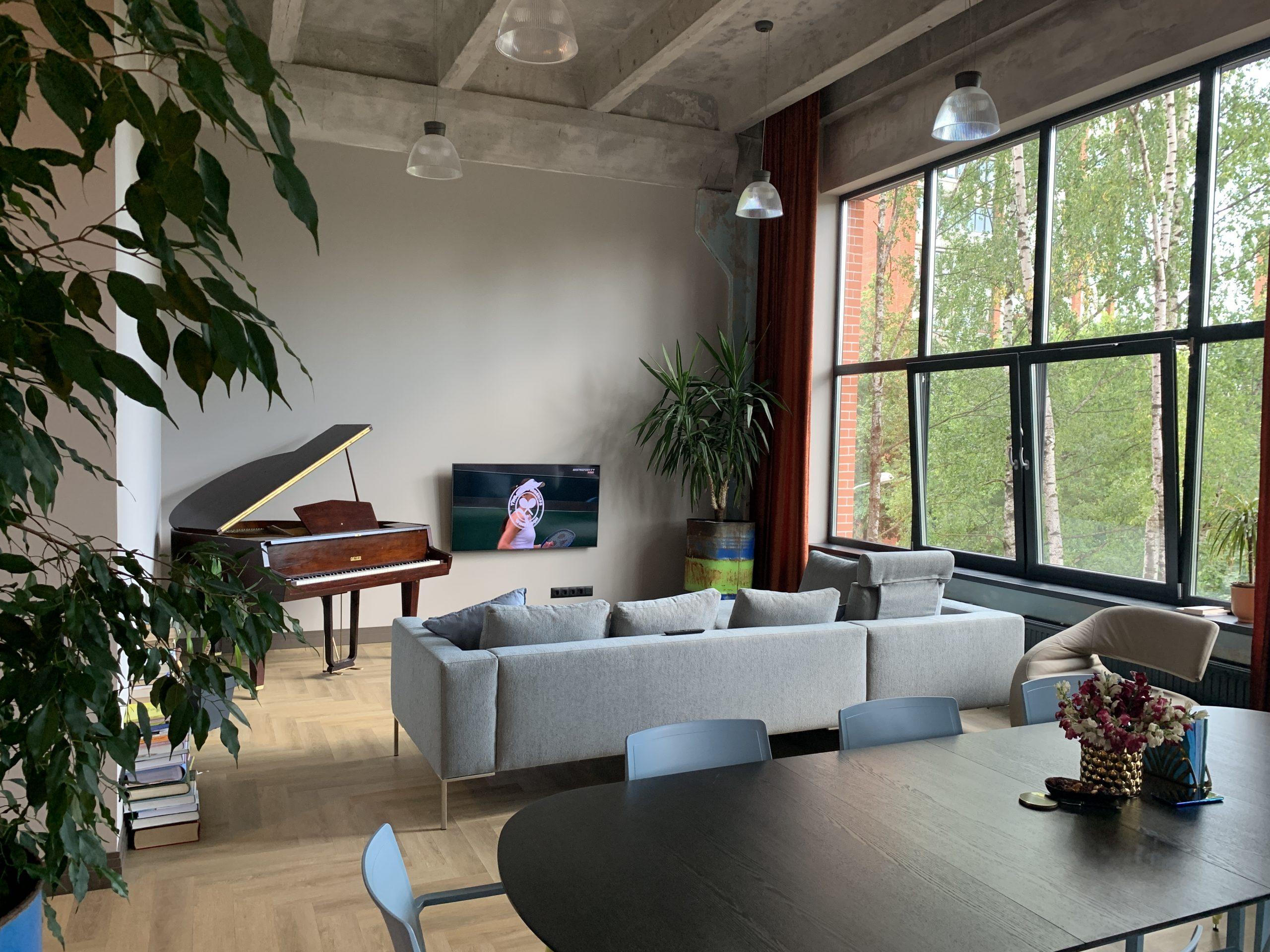 Продается квартира в новом лофт-проекте.