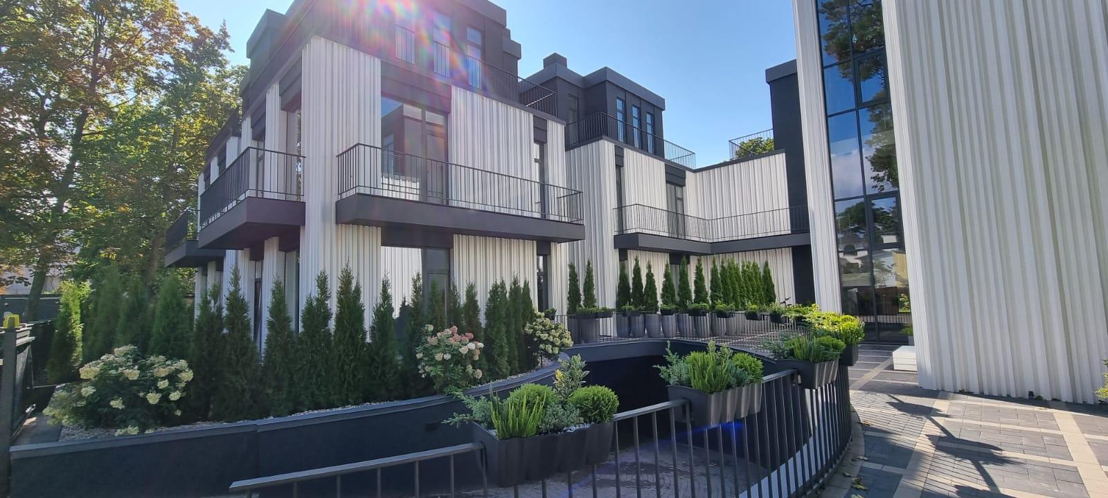 Продаются апартаменты в новом проекте Юрмалы